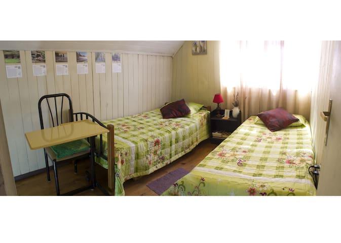 Habitación en Temuco