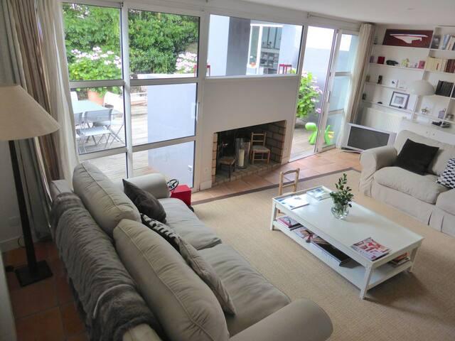 Maison d 39 architecte bordeaux maisons louer for Maison louer bordeaux