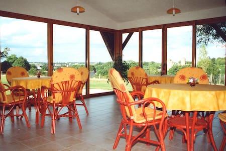 Chambre d'hôtes Le Colombin - Pouancé - 家庭式旅館