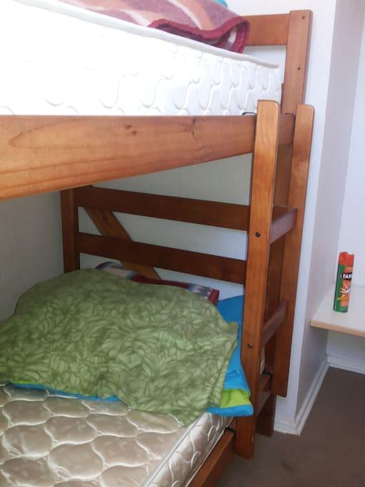 Camarote dos camas