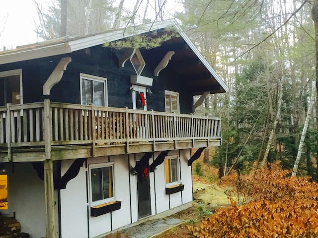 Chalet with charm & convenience