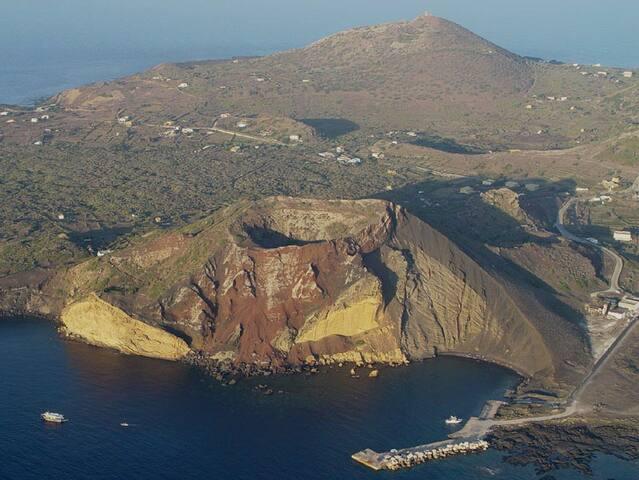 "Linosa Island - Casa ""Pesci"""
