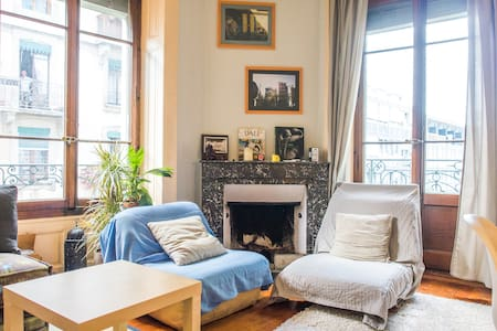 Room in 2 bedroom flat, city centre - 日内瓦 - 公寓