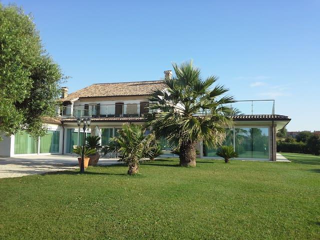 Villa Belvedere degli Ulivi Country - Abbadia - Villa