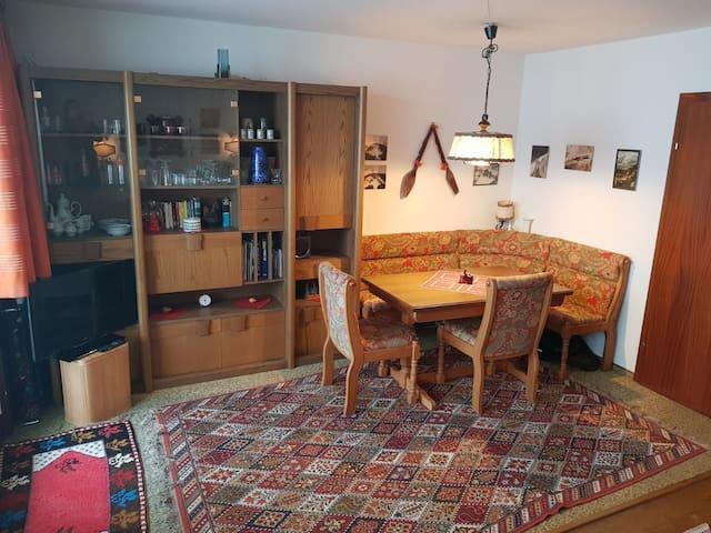 Cozy, quiet apartement in idyllic location