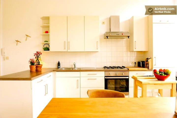 Luminous and Spacious (St Gilles) - Saint-Gilles - Apartment
