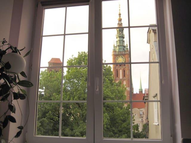 Apartament na Gdańskiej Starówce - Gdańsk - Apartemen