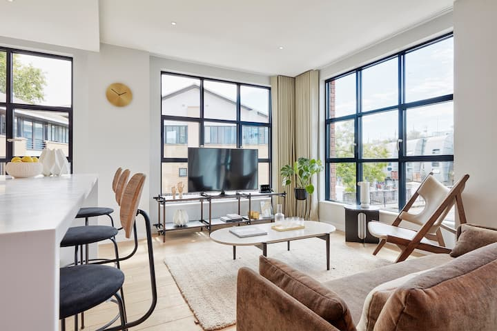 Premium 2Bed 2Bath Apartment  - Camden & Euston