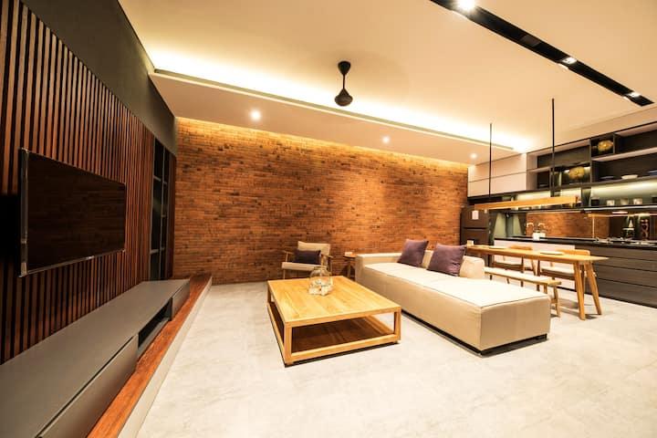 Luxurious Private Pool Villa in Seminyak