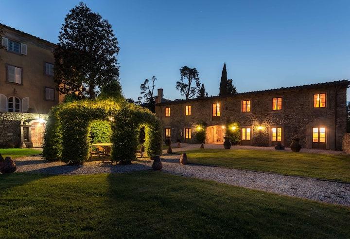 Borgo Bernardini.Exclusive Retreat for 24 people
