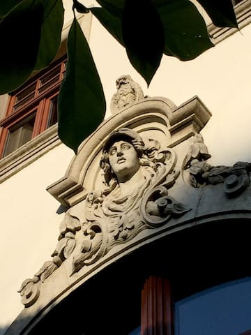Villa am STADTPARK - Großer Garten