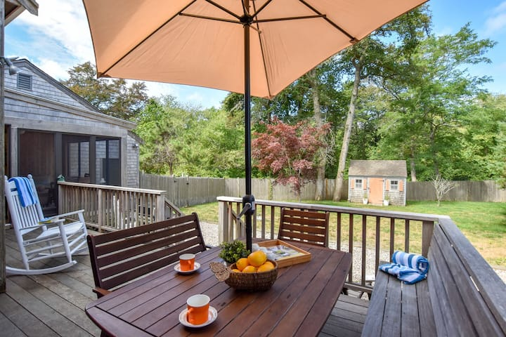 #442: Large fenced-in yard for BBQs and lawn games! Central A/C, Dog friendly!