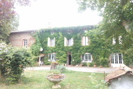 La Talente gîte 5 personnes - Mazères, Ariège - Rumah