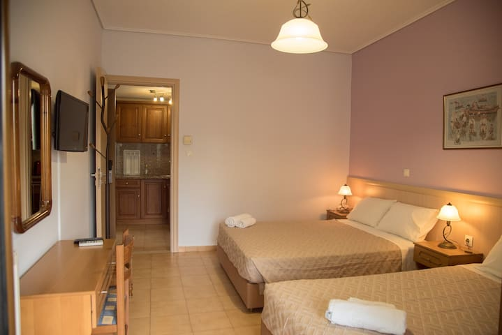 Triple Room Nufaro on Lesvos