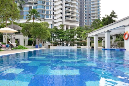 Resort Living In Mont Kiara - 吉隆坡 - 公寓