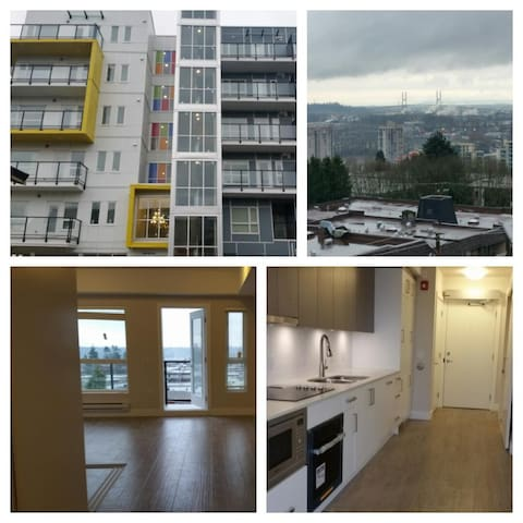 1 BR New Westminster - New Westminster - Condominio