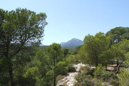 Stunning mountain Views and walks - Ricote - Casa