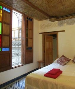 Dar Drissi B & B - Fatima Room - Fes - Bed & Breakfast