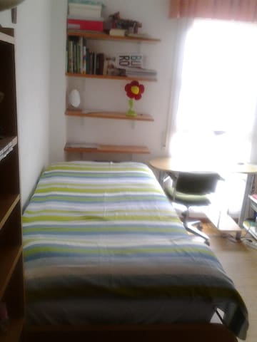 habitacion para pasar sanfermines - Pamplona - Bed & Breakfast