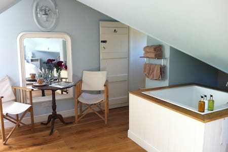 The Blue Room at The Post House - Bath - Bed & Breakfast