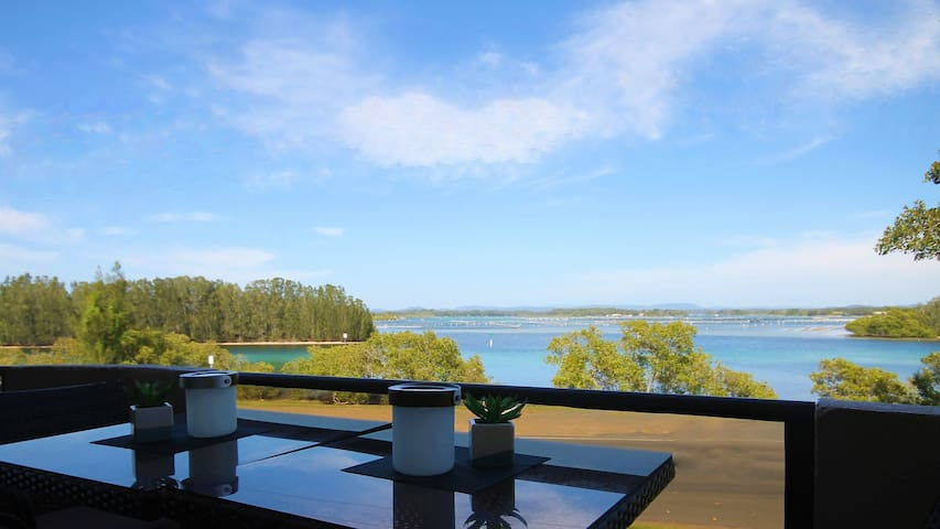 chill-out lakeside @ forster  - Forster - Apartament