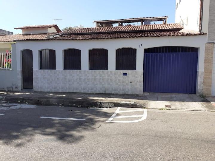 Suíte/Quarto 2 em Bairro República/Vitória-E