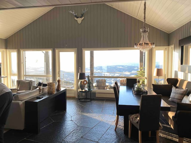 Beatiful apartment in the best area of Hafjell