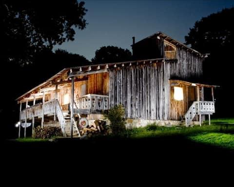 Keene Life is Good Lodge WV - cool summer nights!