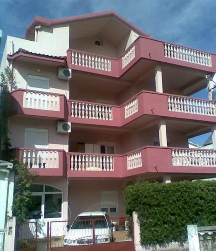 Villa Kuljic-Budva, Montenegro (all ground floor)