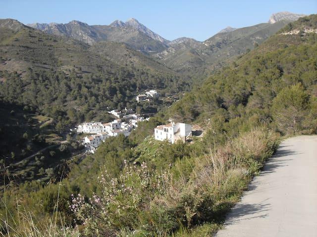 Casa Aurelio - Frigiliana - Rumah