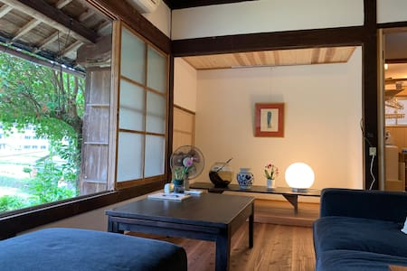 The whole house rental old Japanese style house.