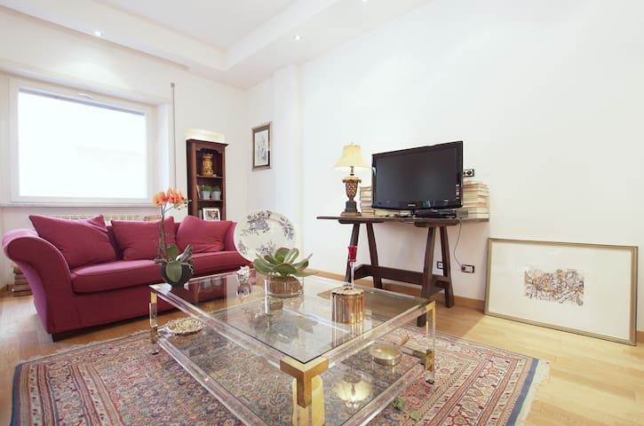 LargeSingleRoom in GREATLOCATION - Rome - Apartment