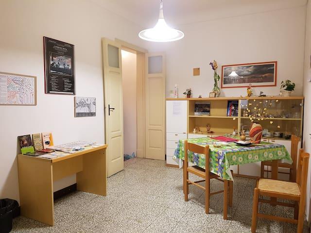"""Appartamento Zona Centro Storico """"Zia Ciccina"""""""