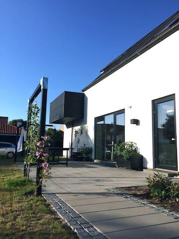 Dejligt hus ved sø og by - Holstebro - House