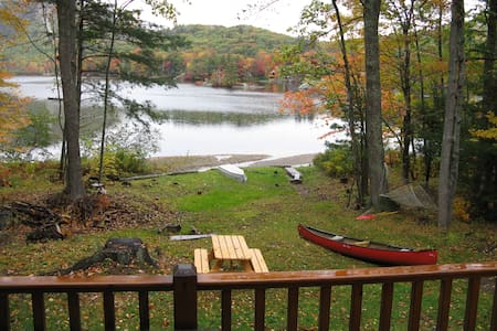 Quiet Lake home 3 mi. from Camden! - Camden