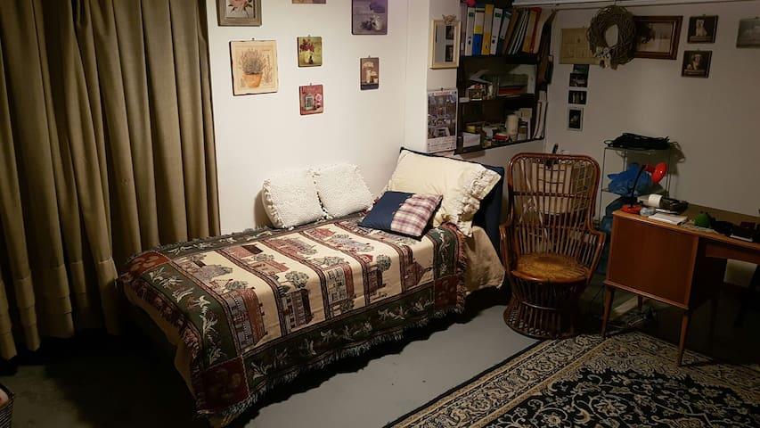 Camera da letto con bagno privato - Campi Bisenzio - Rumah