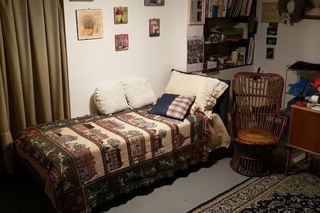 Camera da letto con bagno privato - Campi Bisenzio - 独立屋
