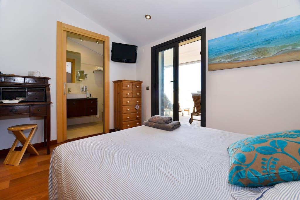 Habitaci n barcelona playa apartamentos en alquiler en for Habitacion barcelona