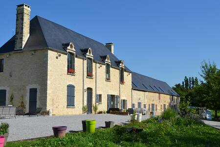 """Bedroom in """"Pays des Haras"""" A - Marmouillé - Bed & Breakfast"""