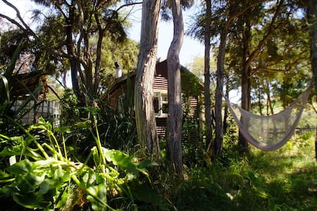 Relax in nature at Blockhill private eco-cabin