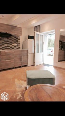 Tres beau studio à 300m des plages - Carqueiranne - Apartament