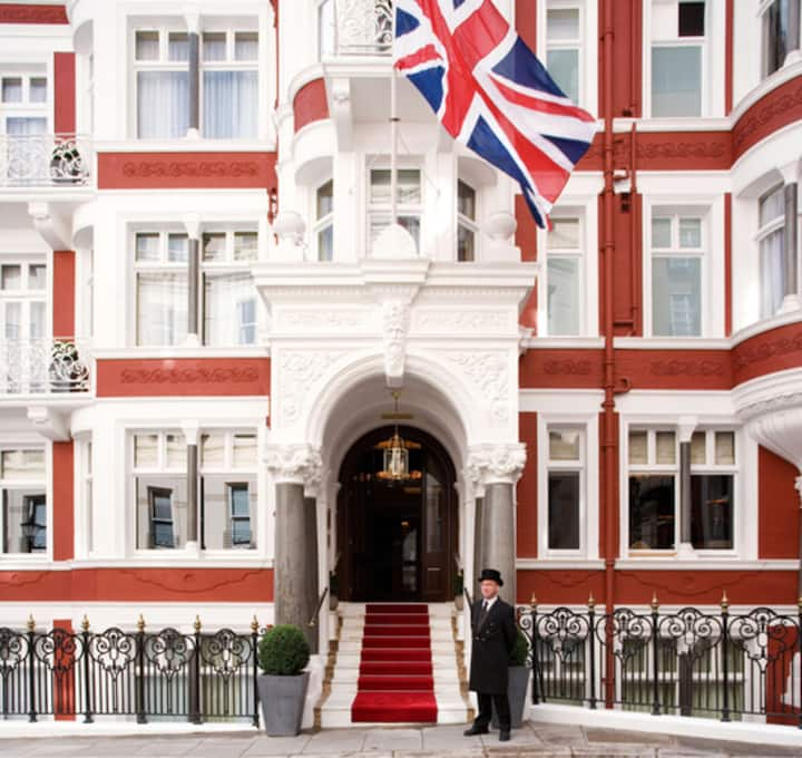 ♛ ULTIMATE LUXURY 5-Star Boutique Hotel in Mayfair Offering Monthly Stays ♛ perfect for business or leisure