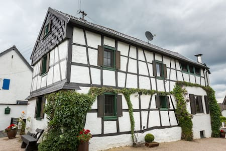 comfortable historic​ half-timber house in the qui - Bad Münstereifel - Hus