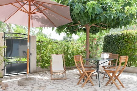 Beautiful T2  ground floor  - Saint-Cyr-sur-Mer - Wohnung