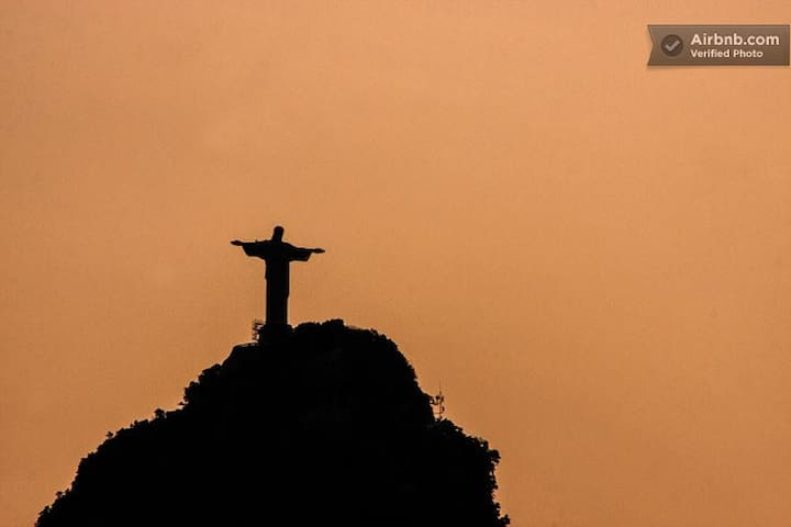 View on Corcovado