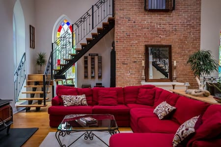 The Manilla Church Guesthouse - Loft