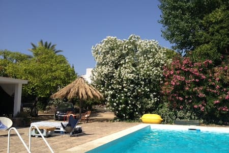 Casa-chalet de los 70's con piscina - Montilla - Casa