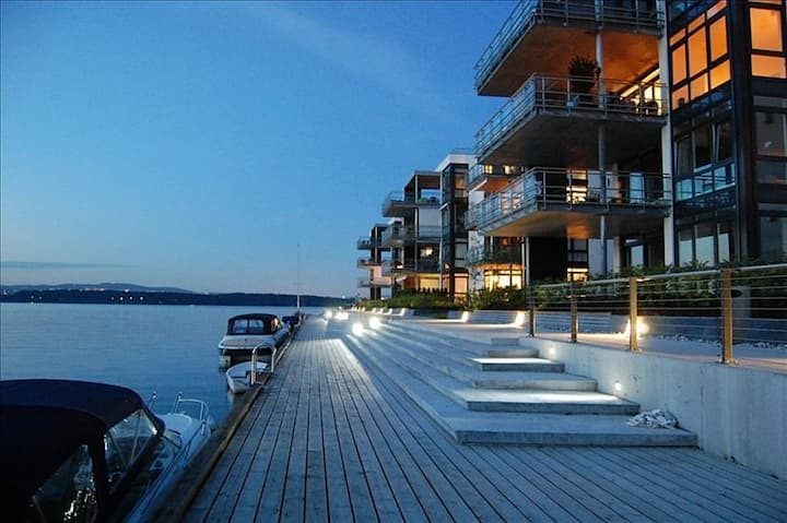 New high standard apartment 100m from the sea!