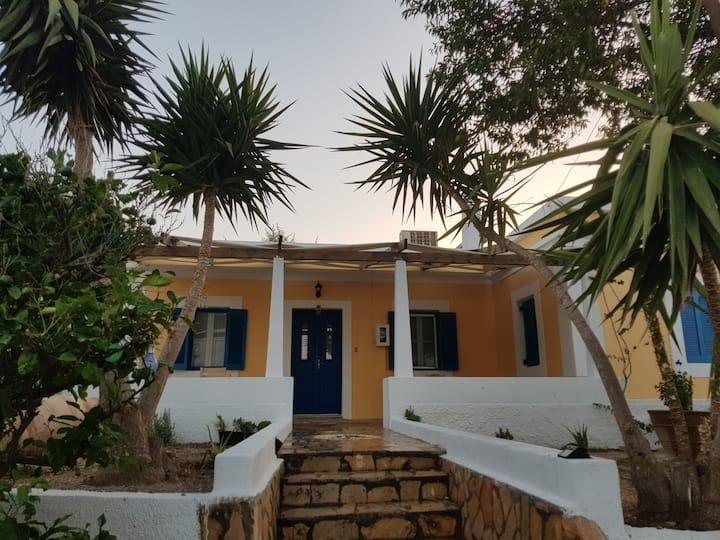 Countryside Villa in Krithoni
