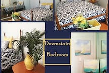 Nautical Downstairs Bedroom